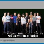 Wie is de Mol #9: 'finalist'