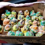 unicorn cupcakes Lisette Schrijft