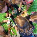 is het kinderfeestje uitbesteden een goed idee Lisette Schrijft