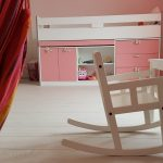 Een echte meidenkamer: 50 tinten roze
