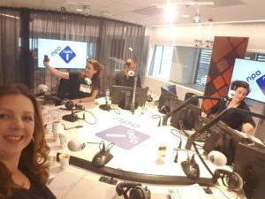 npo radio 1 uitzending Lisette Schrijft