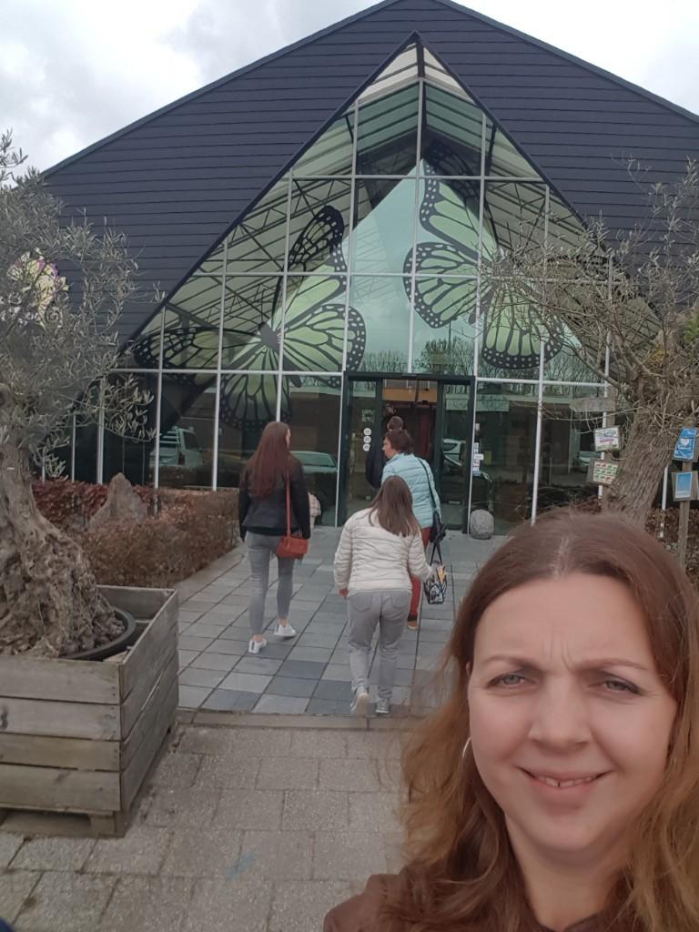 Tropical Zoo vlindertuin in Kwadendamme Zeeland Lisette Schrijft