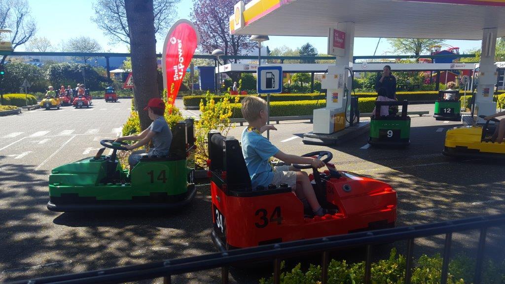 verkeerspark in Legoland Billund Lisette Schrijft
