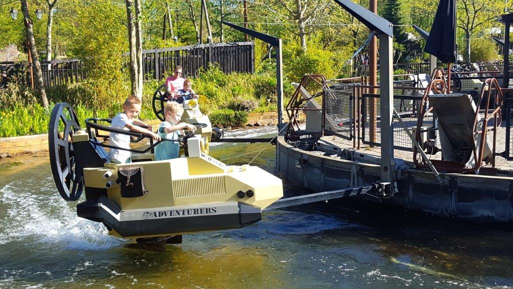 Een attractie in Legoland Billund Denemarken Lisette Schrijft