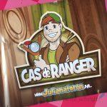 Nu te zien in de Julianatoren: Cas de Ranger!