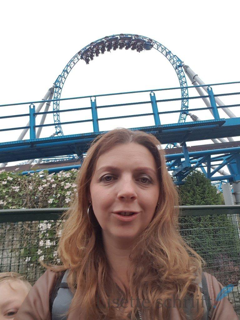 Blue Fire achtbaan in Europa-Park Lisette Schrijft