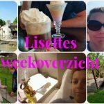 Lisettes weekoverzicht een hele week thuis in de meivakantie Lisette Schrijft