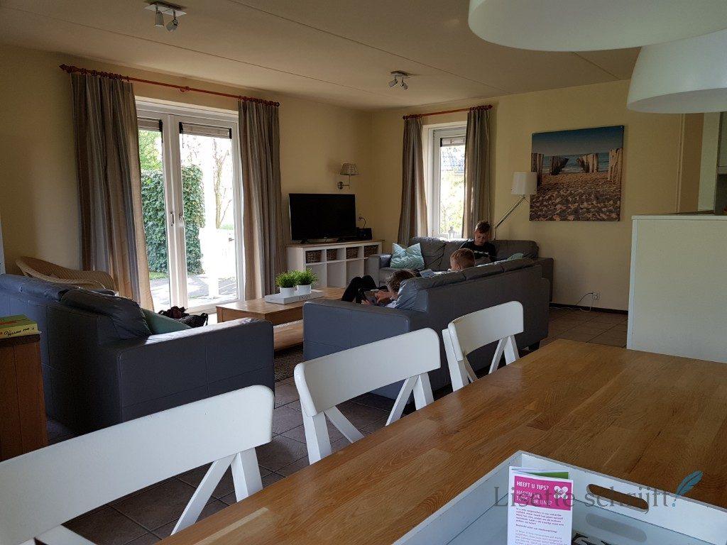 Roompot schone huisjes Lisette Schrijft
