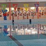 Feest: de laatste keer zwemles van mijn leven!