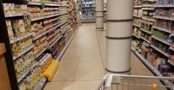 Een nieuwe supermarkt: het hoogtepunt in het leven van een huisvrouw
