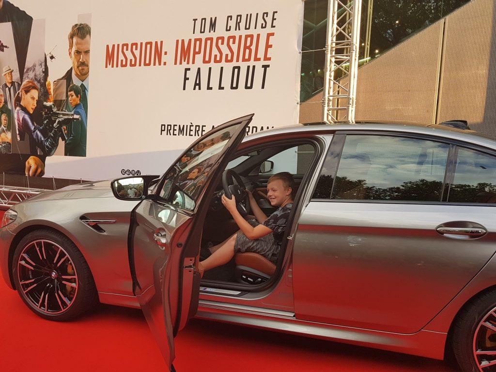 premiere mission impossible fallout Lisette Schrijft