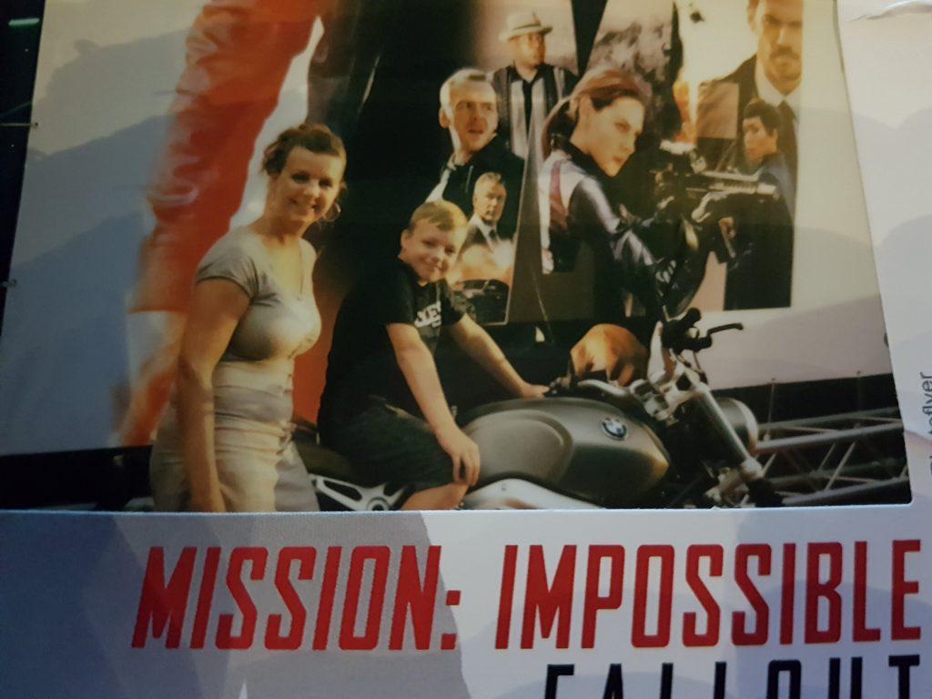 premiere mission impossible lisette schrijft