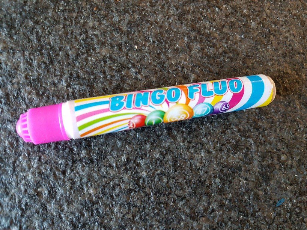 Duitse Bingo van Wim en Greet Lisette Schrijft