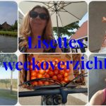 lisettes weekoverzicht Lisette Schrijft