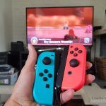 Lisette test uit met de kids: de Nintendo Switch