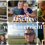 Lisettes weekoverzicht: de laatste schoolweek, walibi, tennis en meer.
