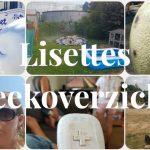Lisettes weekoverzicht: zomervakantie week 1