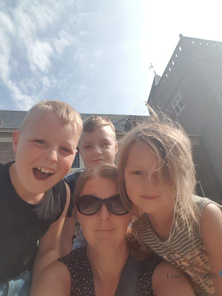 alleen op vakantie met de kinderen Lisette Schrijft