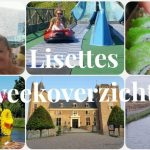 Lisettes Weekoverzicht: Staycation, Stayokay en boten. Veel boten.