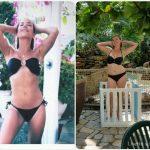 Zoek de verschillen: subtropisch genieten in bikini