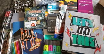 Shoplog schoolspullen voor de brugklas: we zijn geslaagd!