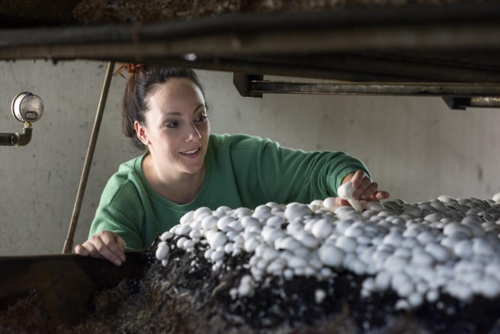 Boerin Michelle Boer zoekt vrouw 2018