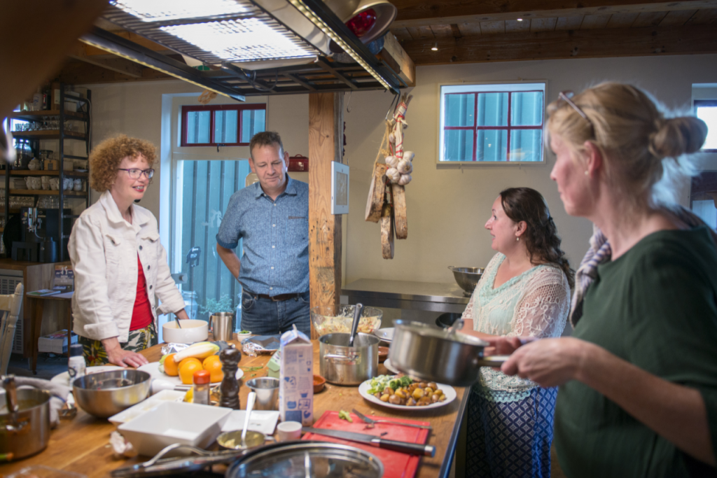 Boer Jaap boer zoekt vrouw Lisette Schrijft