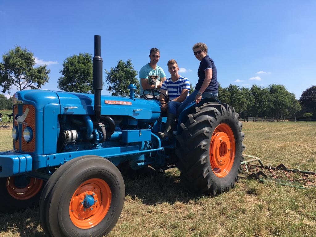 Boerin Steffi met mannen Boer zoekt vrouw 2018 Lisette Schrijft