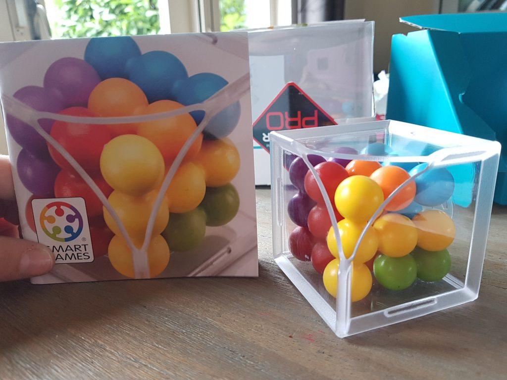 Cube Puzzler Pro Lisette Schrijft