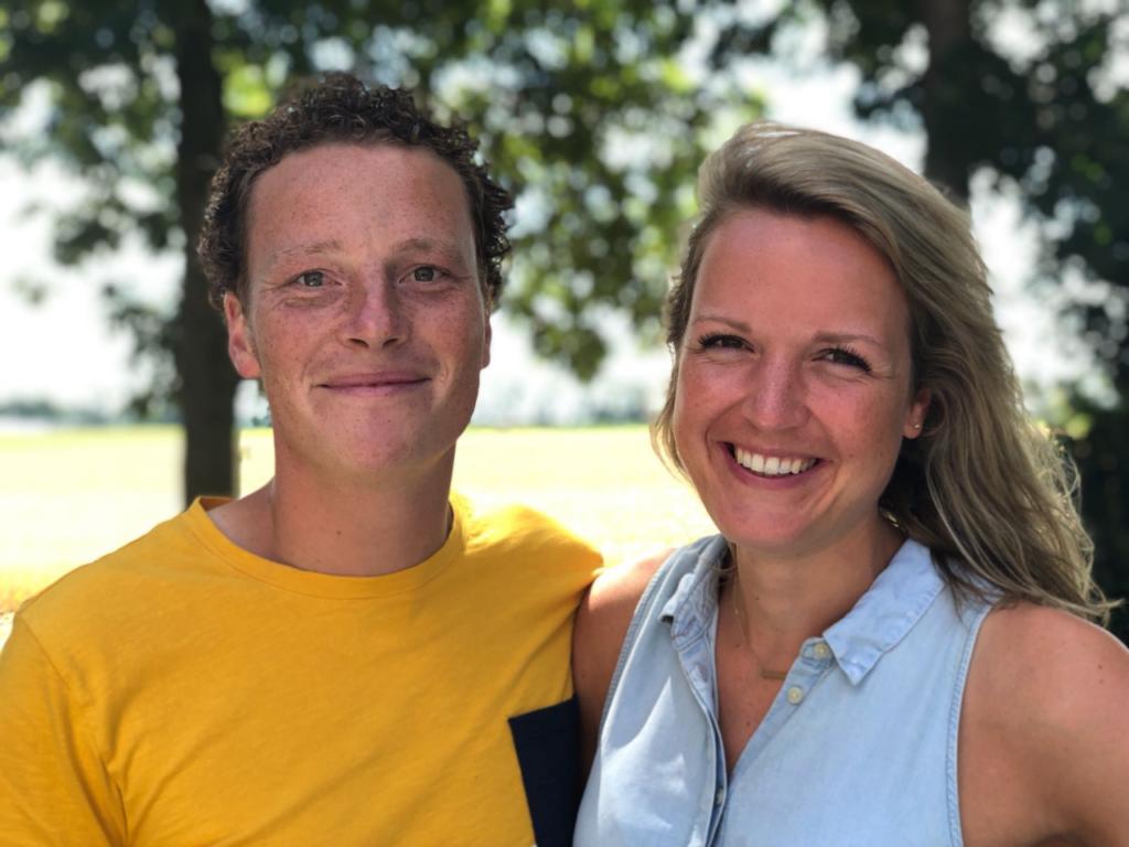 Wim en Marit in de boer zoekt vrouw column Lisette Schrijft