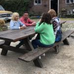 boer marnix heeft zijn keuzemoment bij boer zoekt vrouw Lisette Schrijft