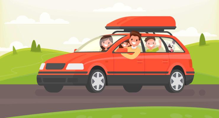 Tips voor een onbezorgde autovakantie met kinderen Lisette Schrijft