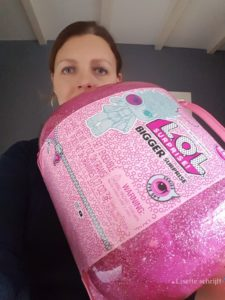 L.O.L. bigger surprise koffer winnen bij Lisette Schrijft