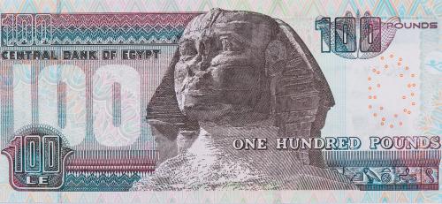 in egypte betaal je met egyptische ponden.