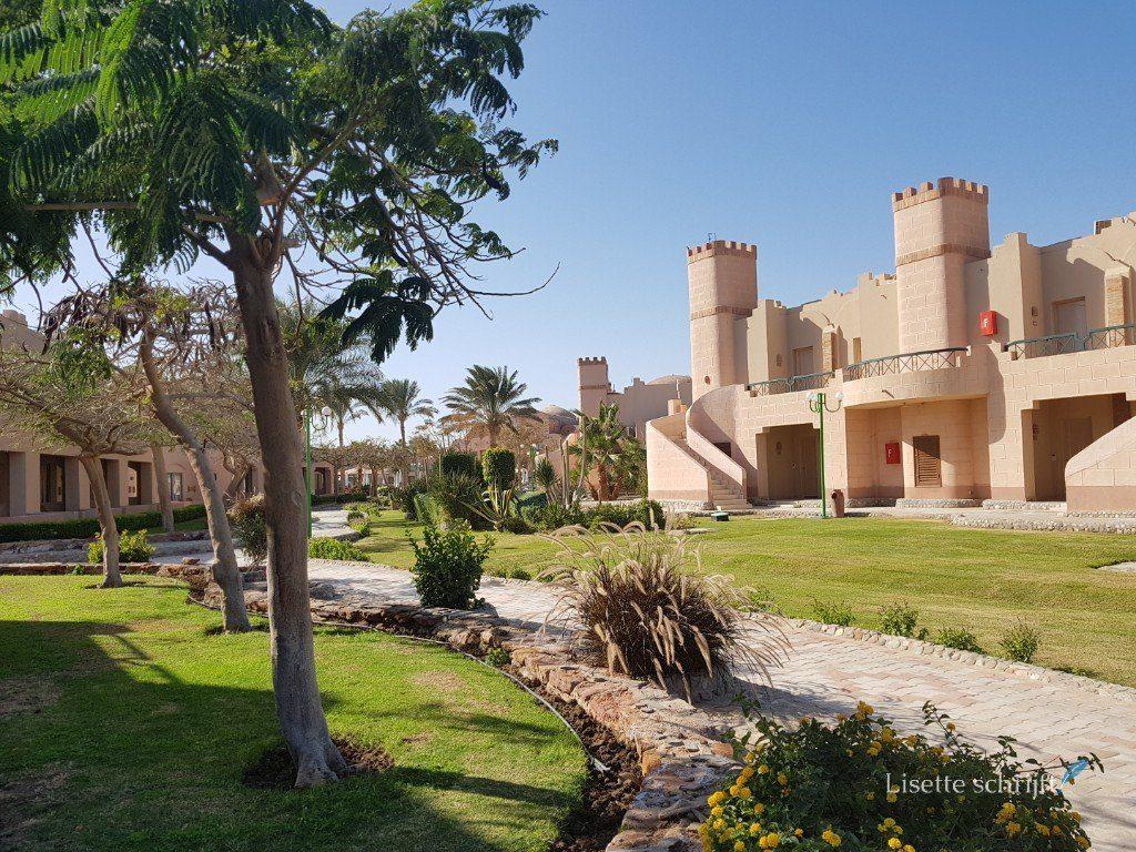 Hotel Akassia in Marsa Alam Egypte Lisette Schrijft