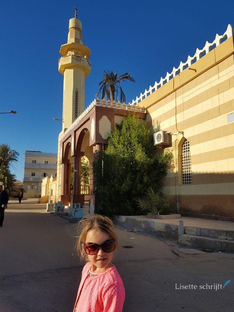 de moskee van el quseir