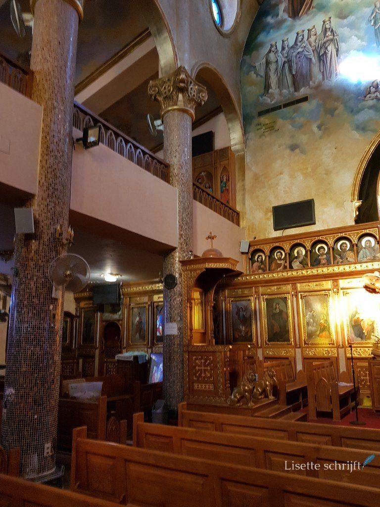 een kerk in egypte