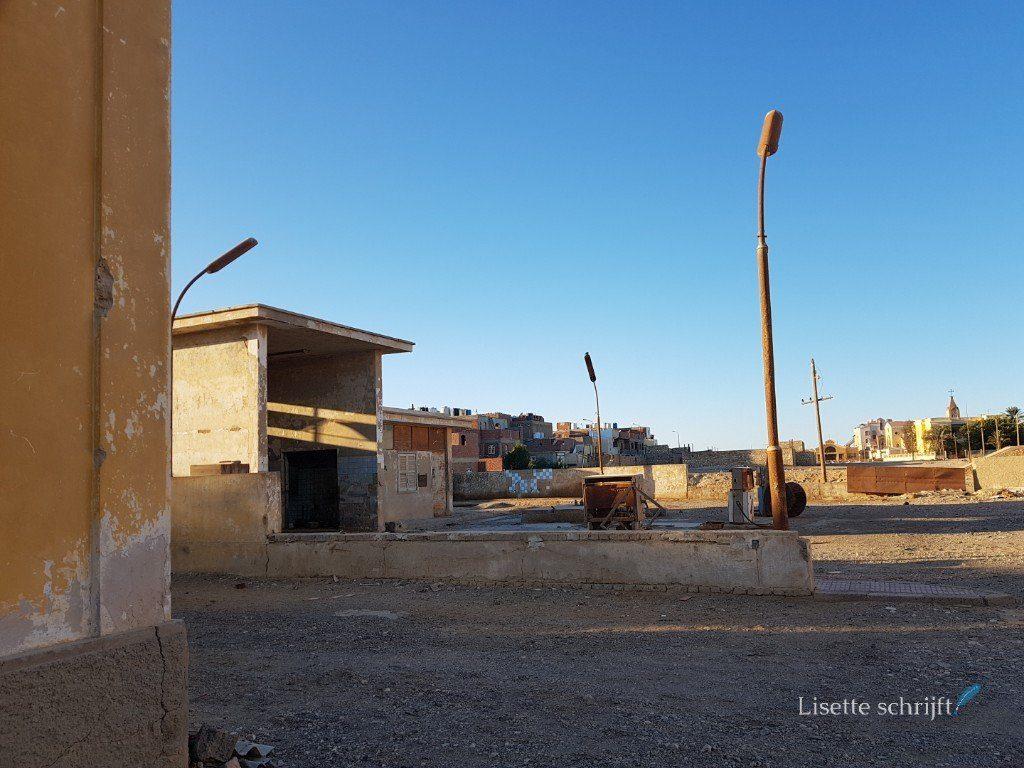 straatbeeld el quseir egypte