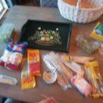spullen voor een traktatie Lisette Schrijft