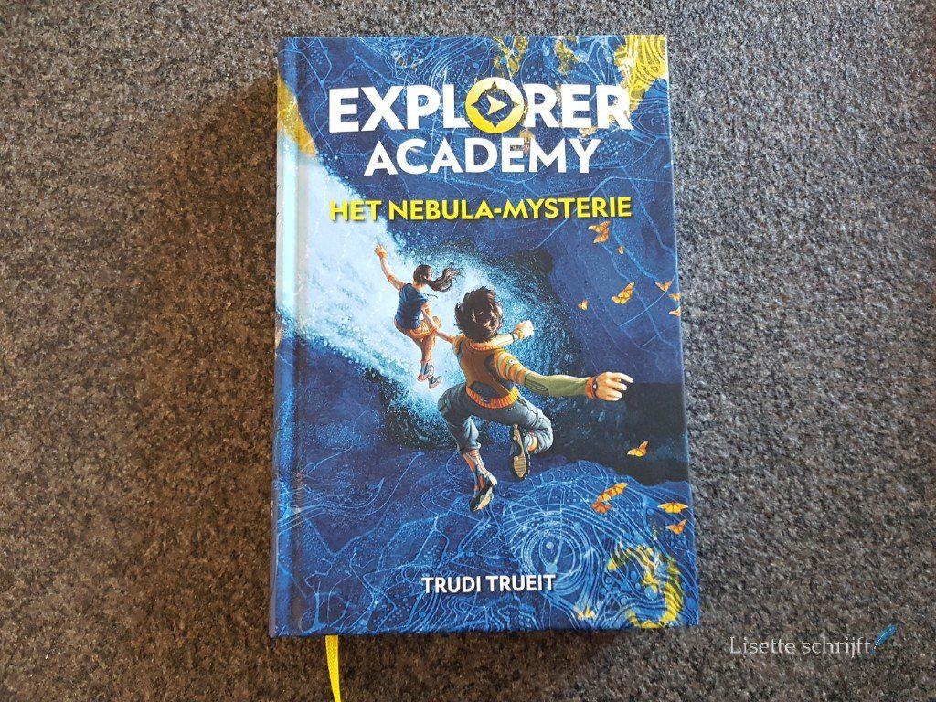 Boek het Nebula-mysterie van National Geographic
