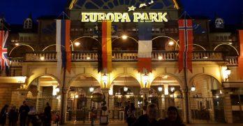 Europa-Park in Zuid-Duitsland
