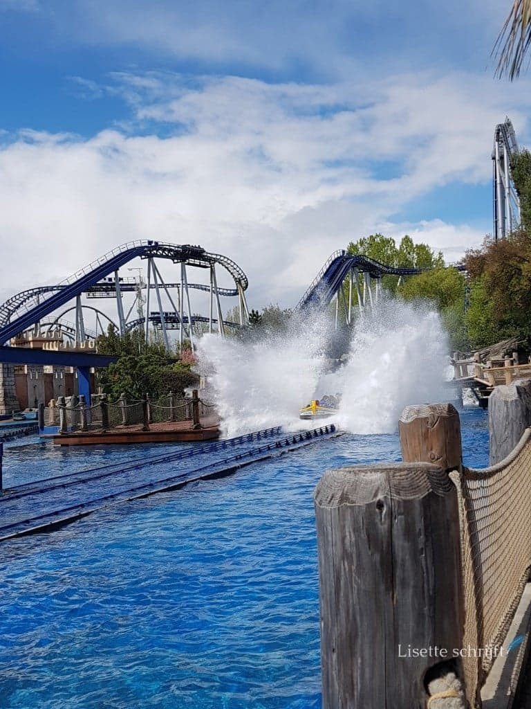 splash attractiepark