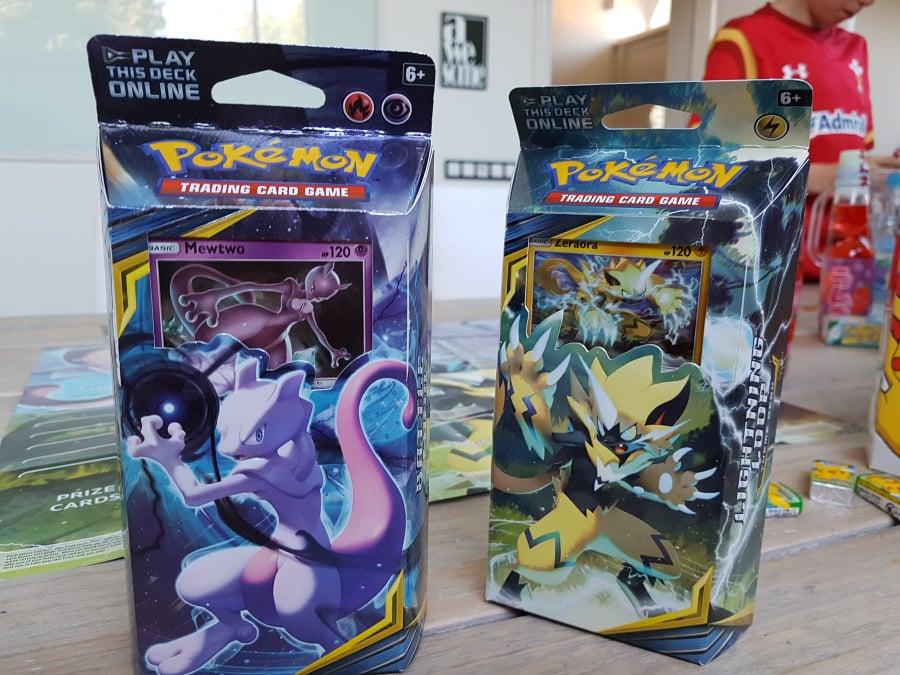 pokemon trading card game sun & moon