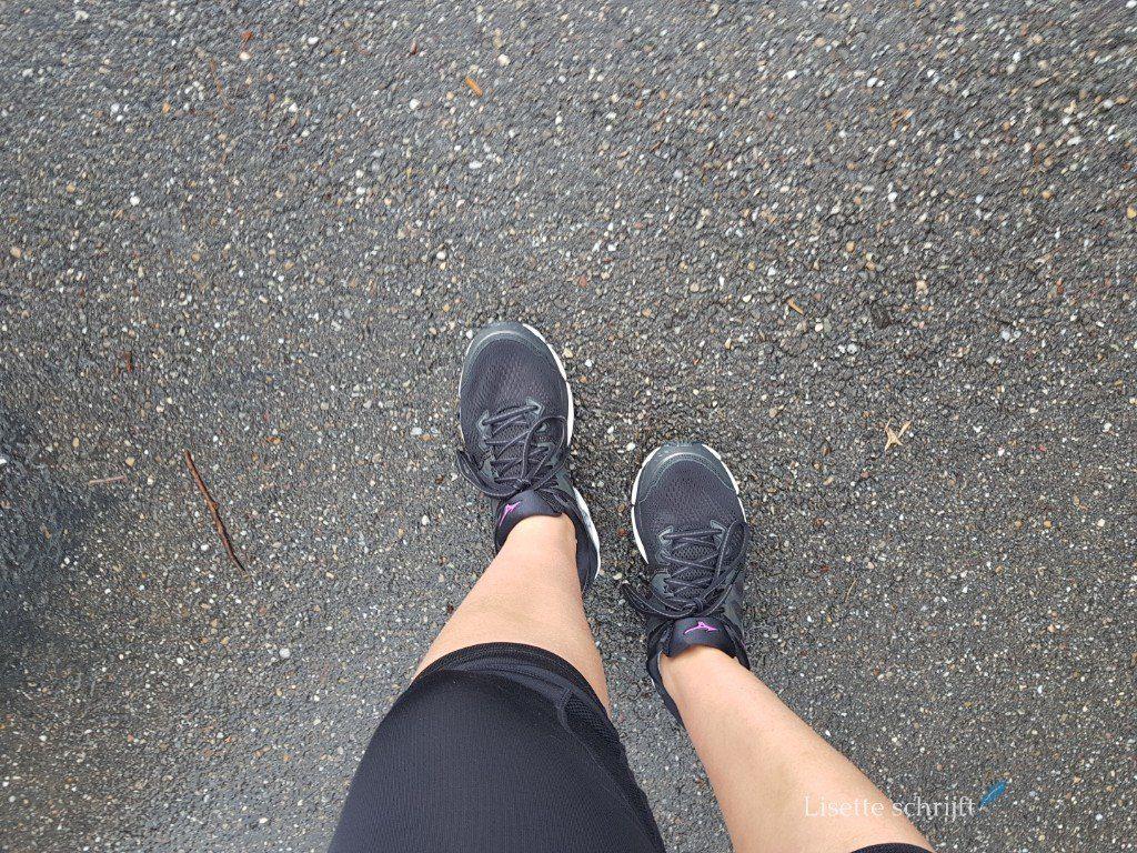 hardlopen met platvoeten op mijn nieuwe hardloopschoenen