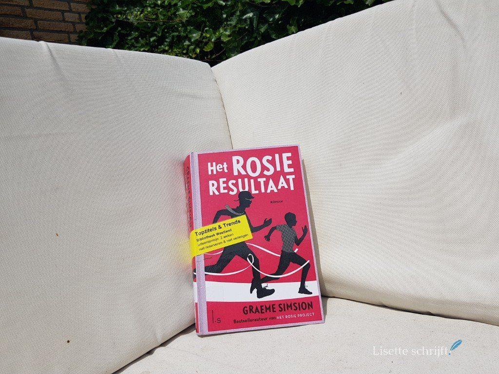 zomerboek 2019 het Rosie Resultaat
