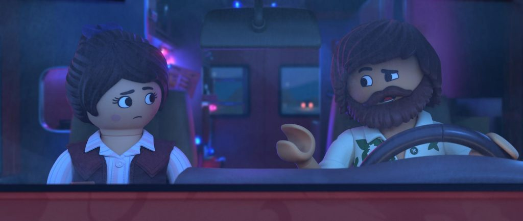 Playmobil de film