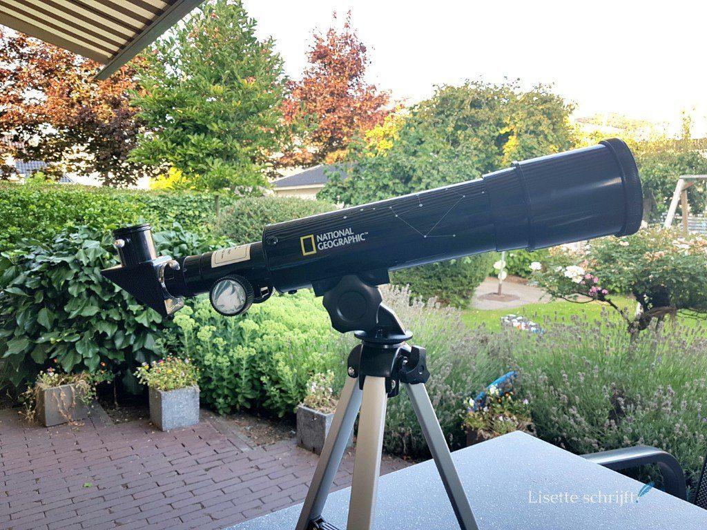 telescoop voor beginners van National Geographic