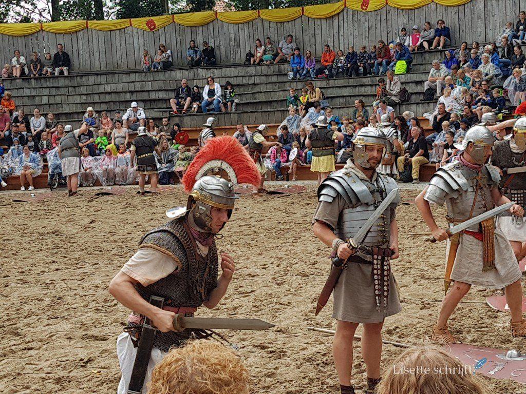 demonstratie archeon