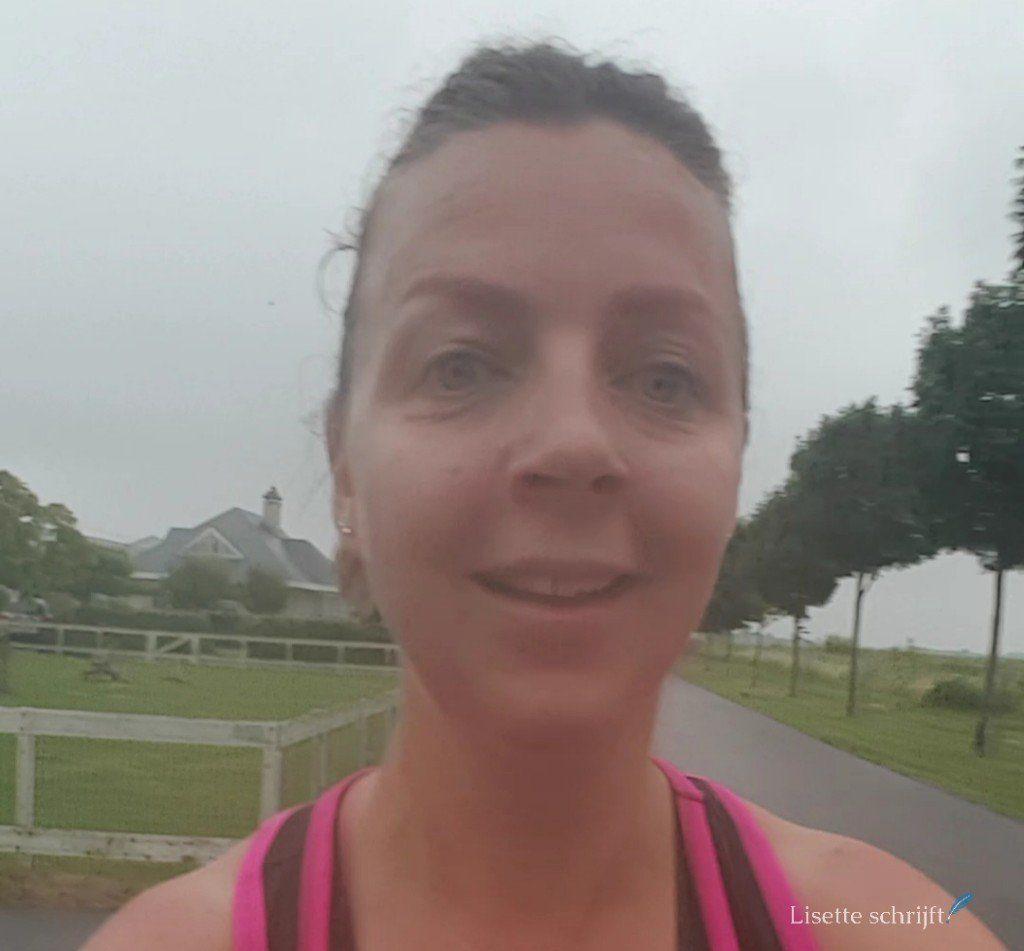 hardlopen is een mindset