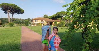 La fattoria di tirrenia Italië